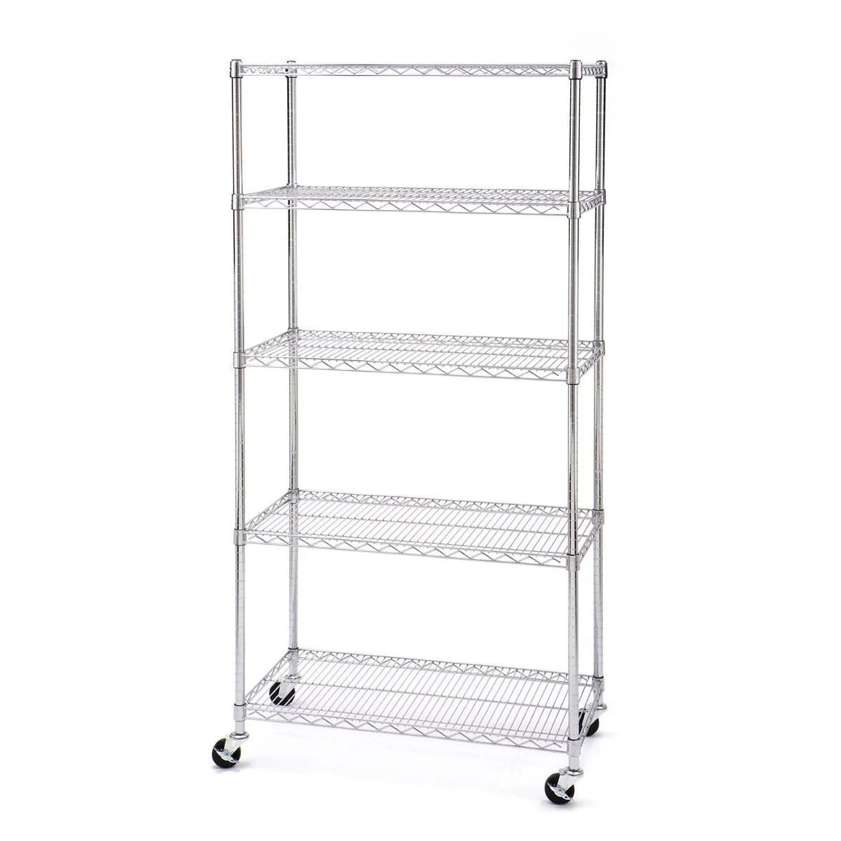 Seville Classics Ultrazinc Nsf Commercial Wire System 72