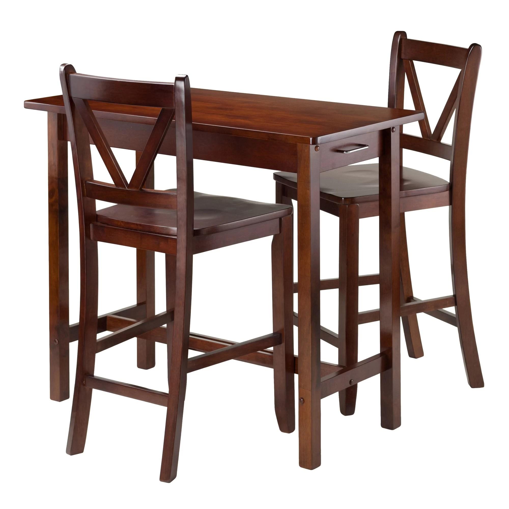 ^ Island Dining Set. signature furniture carnival room 5 pc. panama ...