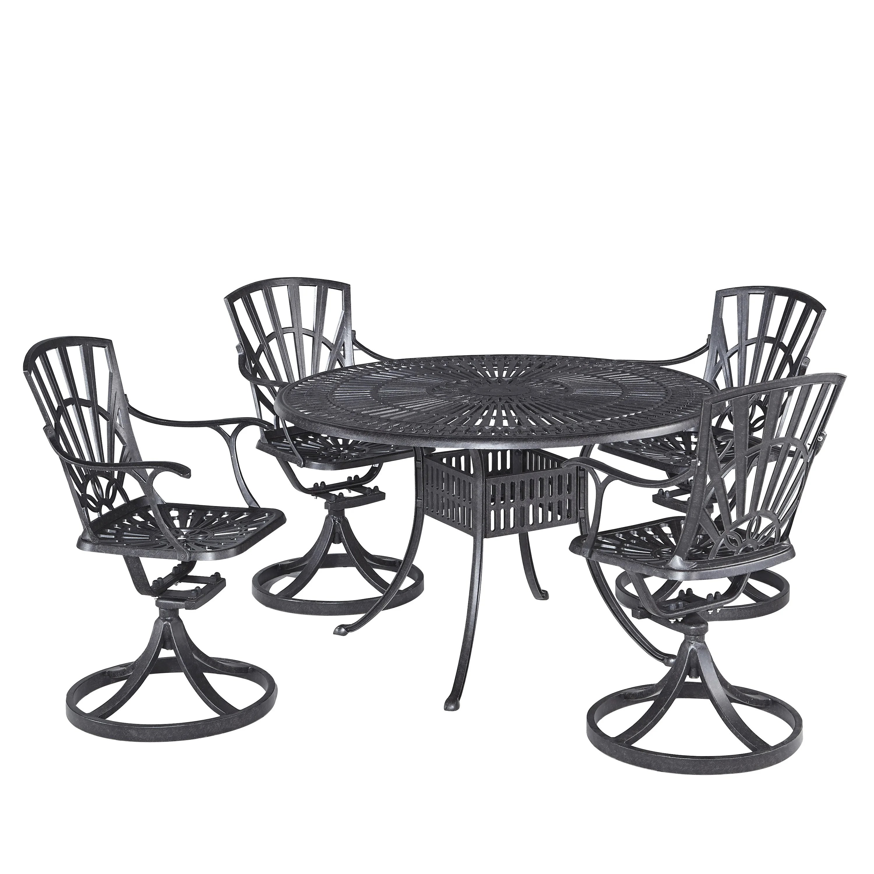 Home Styles Largo 5 Piece Dining Set Amp Reviews