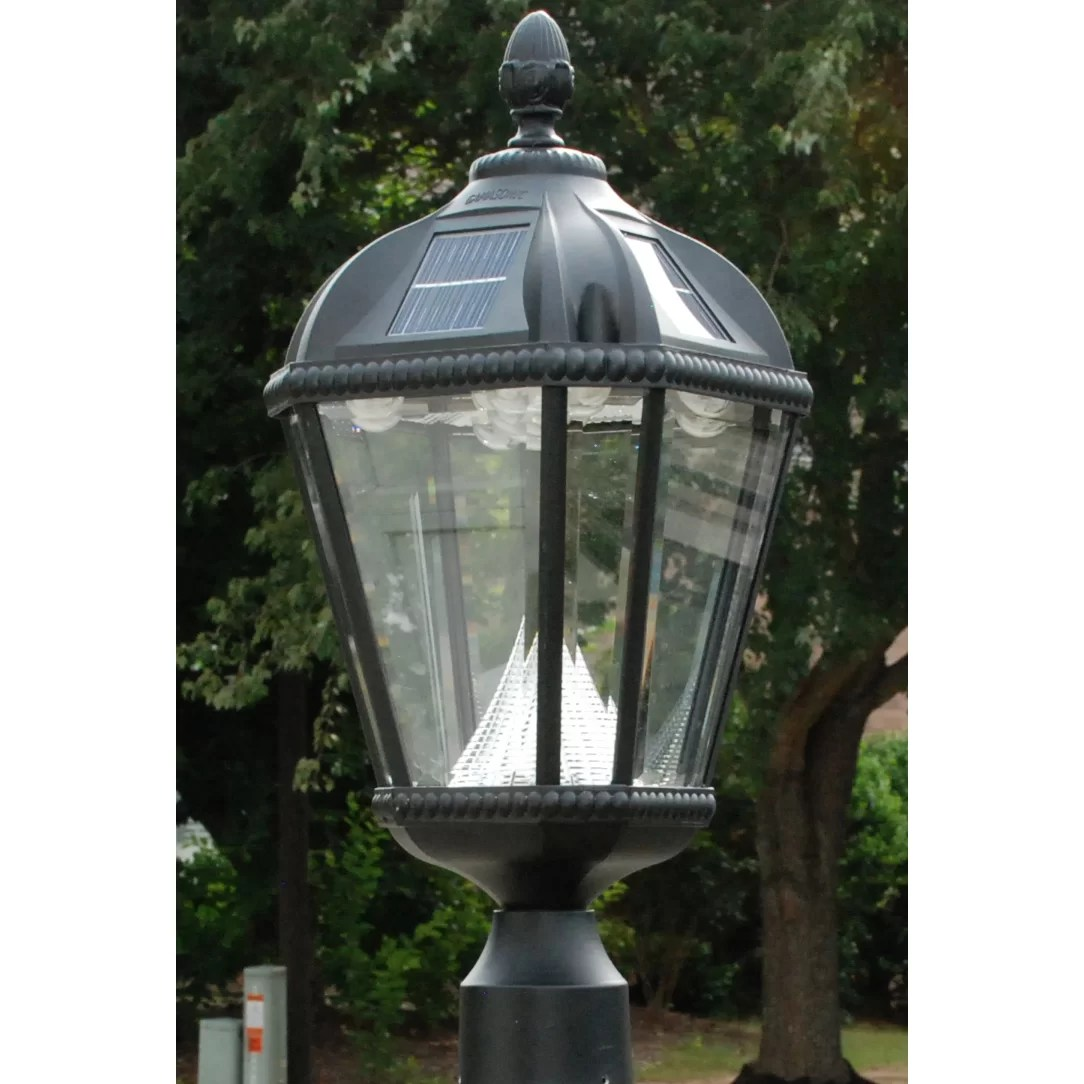 Solar Powered Light Fixtures