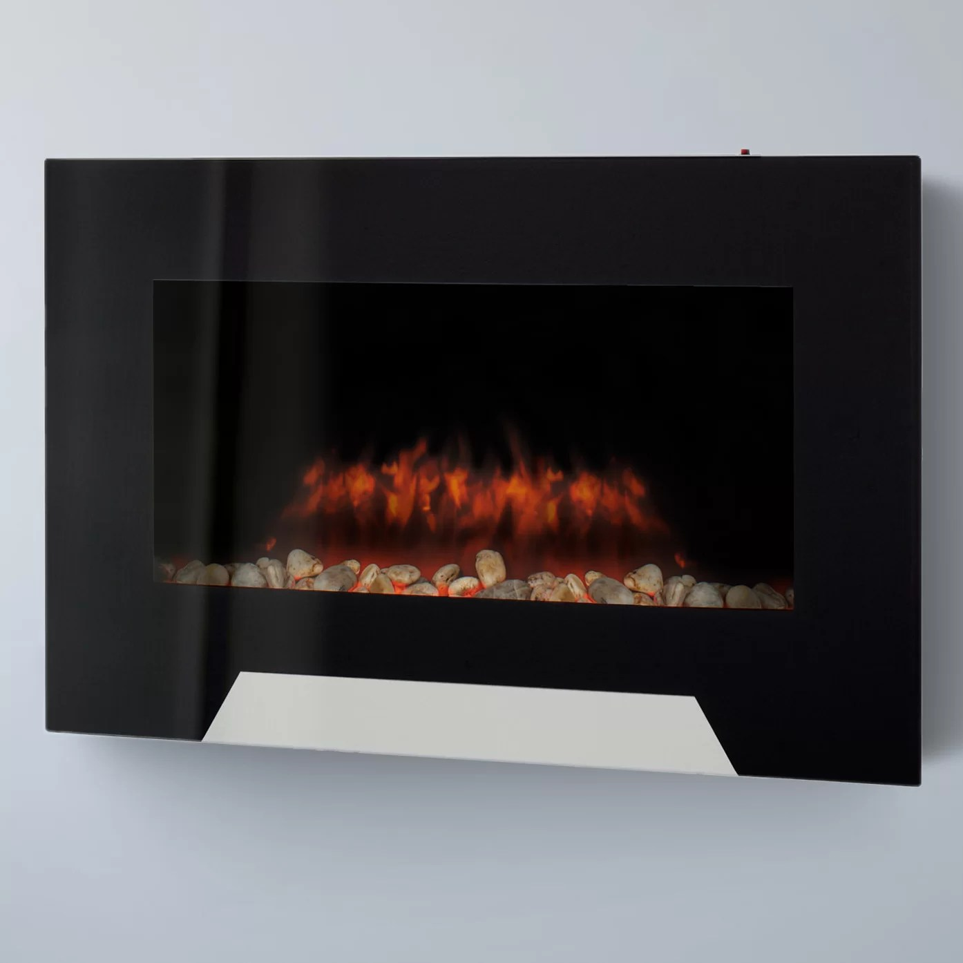 Corliving Wall Mount Electric Fireplace Amp Reviews