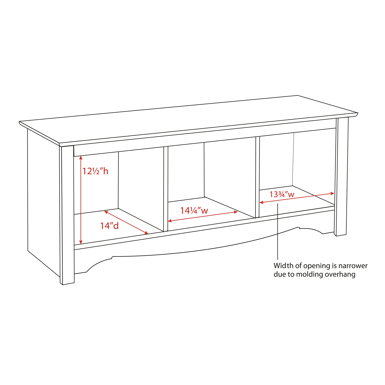 Andover Mills Sybil Storage Bedroom Bench Amp Reviews