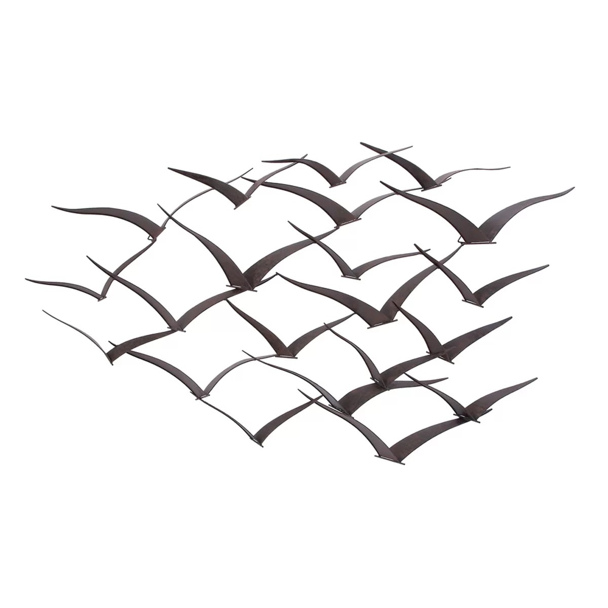 Cole Amp Grey Metal Birds Wall Decor Amp Reviews