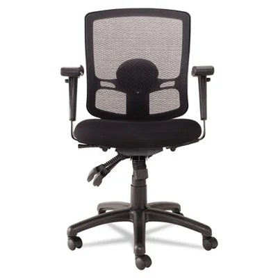 Alera Elusion Series Mesh Mid Back Multifunction Chair Review