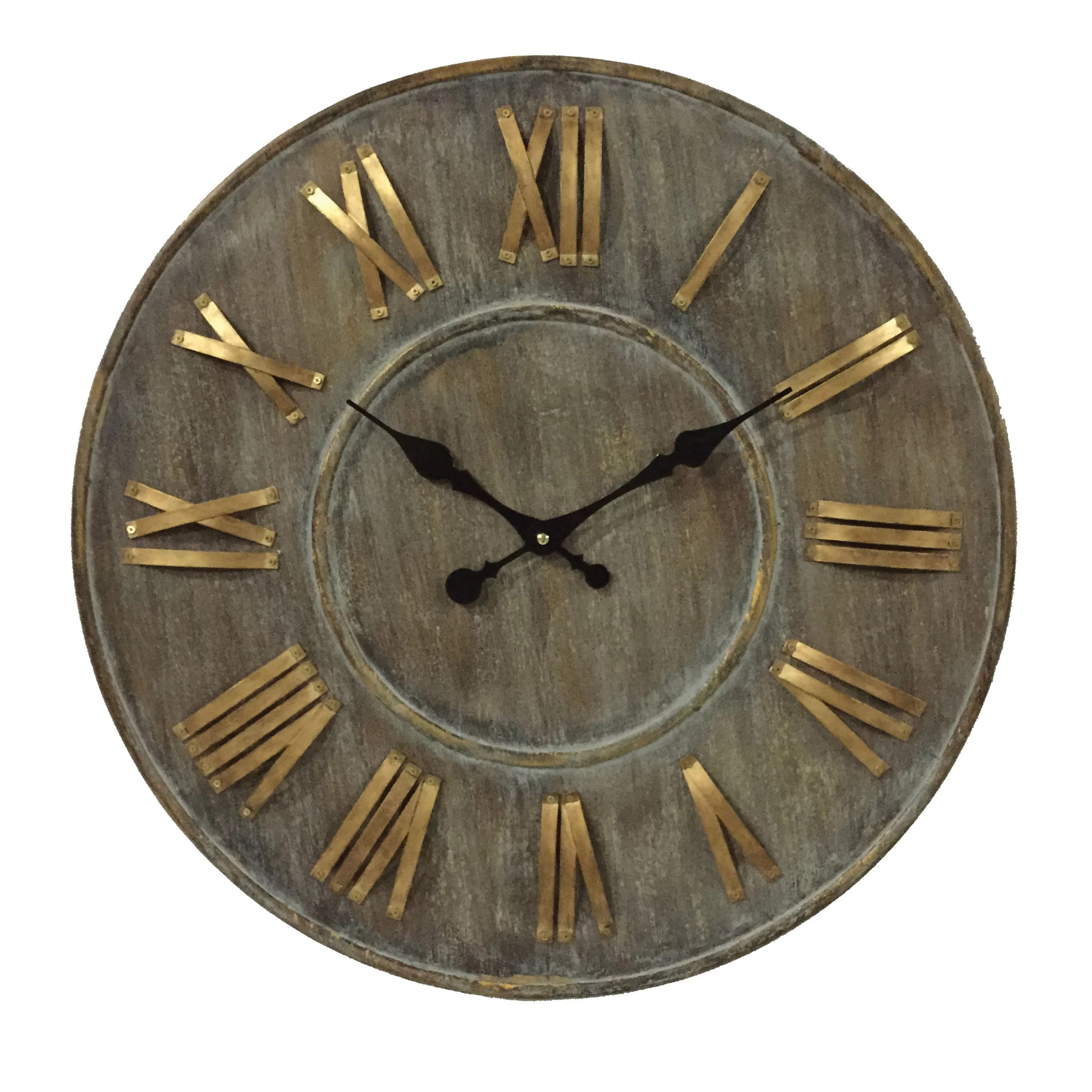 Trent Austin Design Roman Numeral Wall Clock Amp Reviews