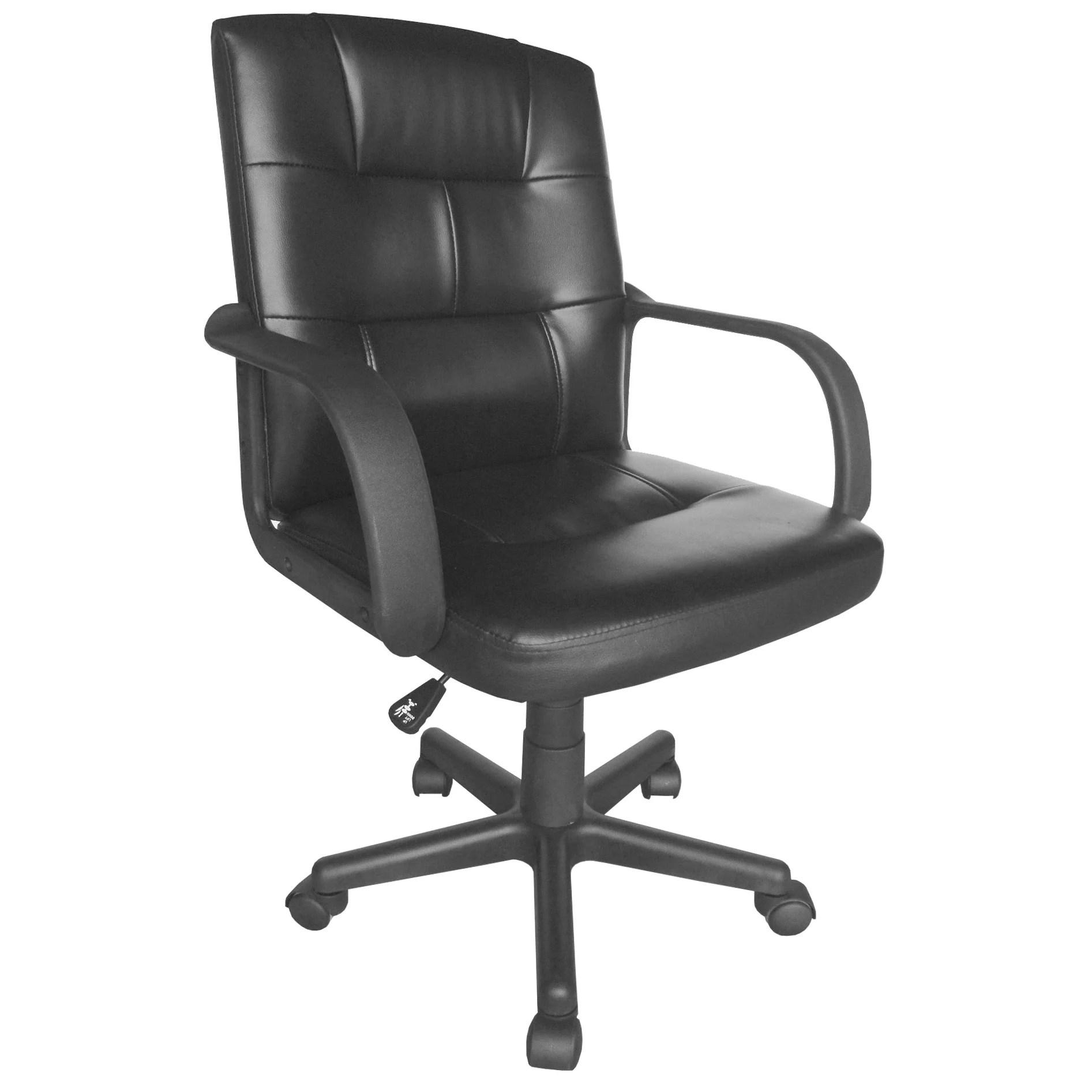 Samsonite Executive Leather Office Chair Samsonite Orleans Bonded