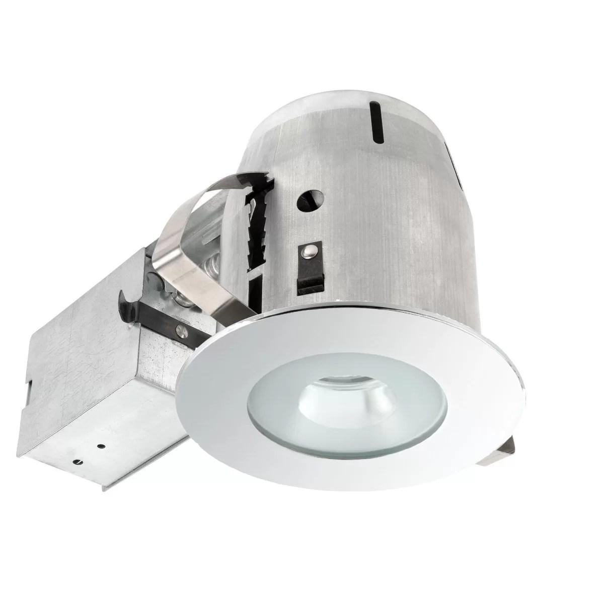 Bathroom Recessed Lighting
