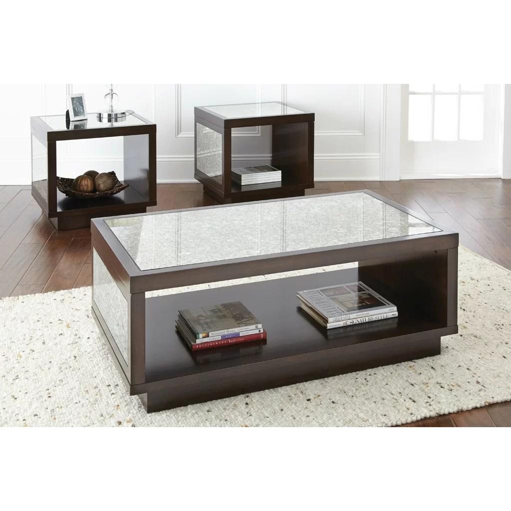 Steve Silver Furniture Complaints #15: Steve Silver Furniture Aileen Coffee Table Amp Reviews Wayfair