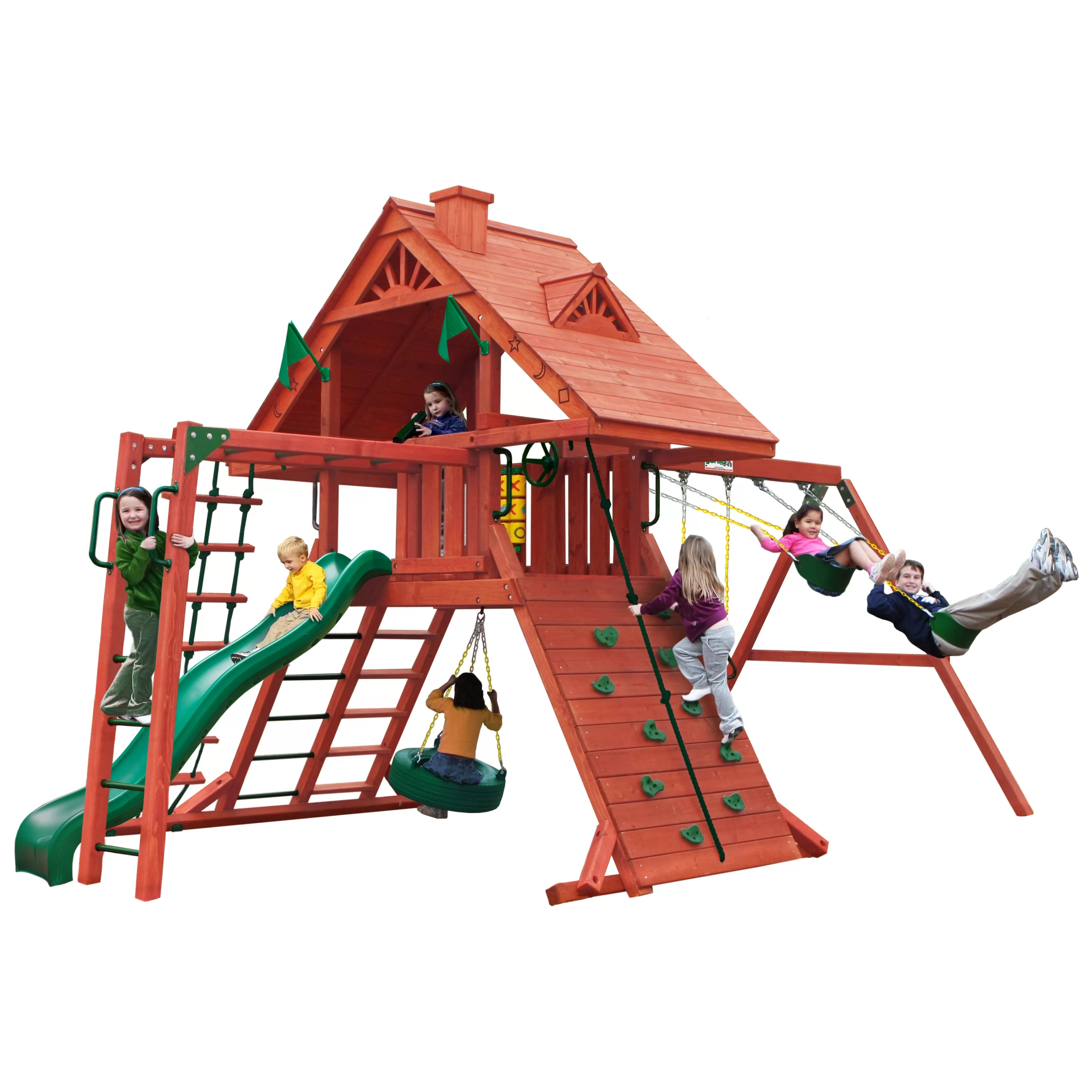 Gorilla Swing Sets