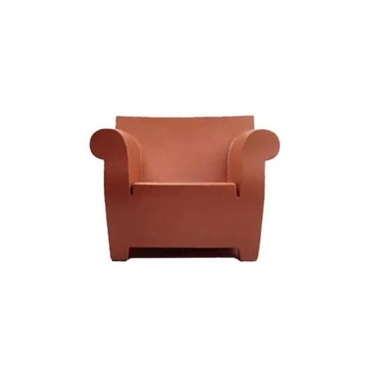 Kartell Poltrona Bubble Club.Philippe Starck Bubble Club Chair Bubble Club Sofa Hivemodern Com