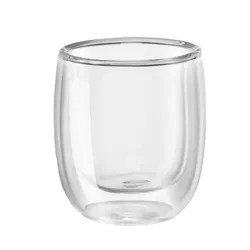 Sorrento Double-Wall Glass Espresso Cup