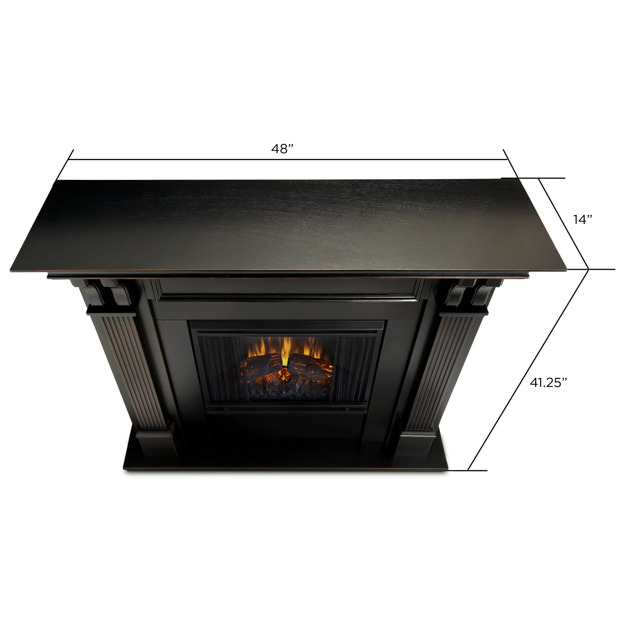 Real Flame Ashley Electric Fireplace Amp Reviews