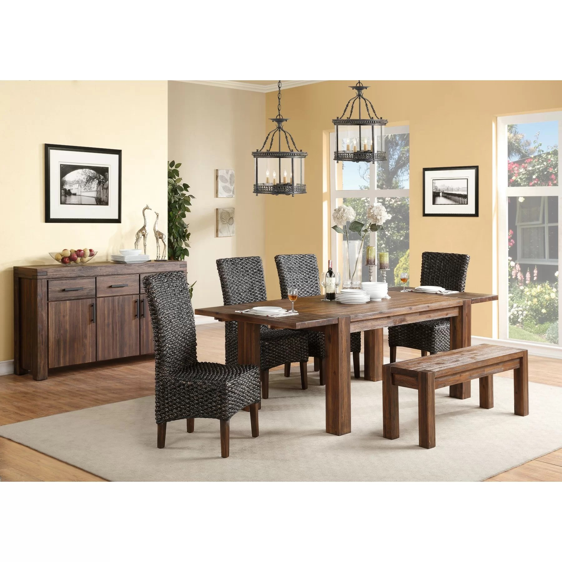 Exceptional Chateau Extension Dining Table Chestnut Round Dining Room Tables