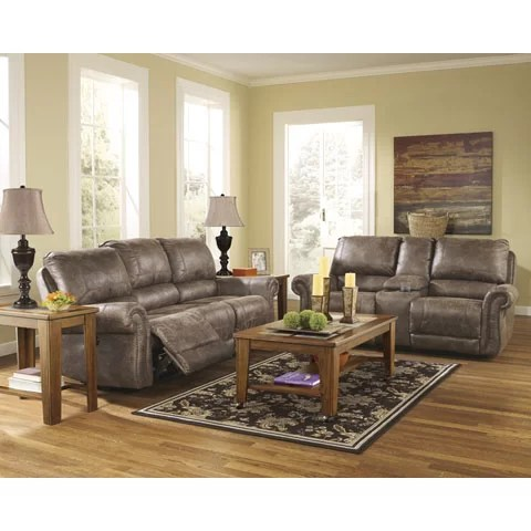Signature Design By Ashley Evansville Reclining Sofa Amp Reviews Wayfair