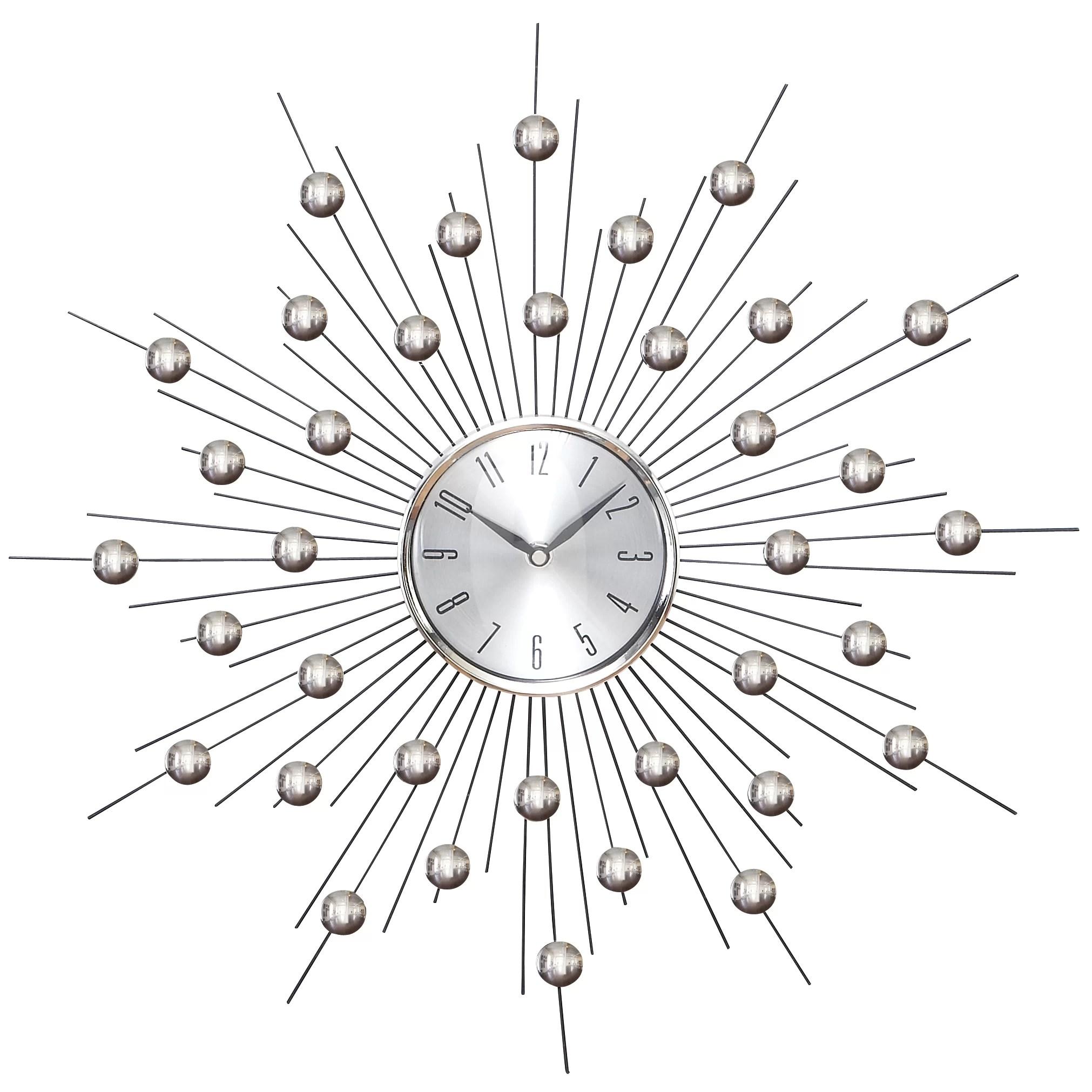 Mercury Row Chriklo 20 Wall Clock Amp Reviews