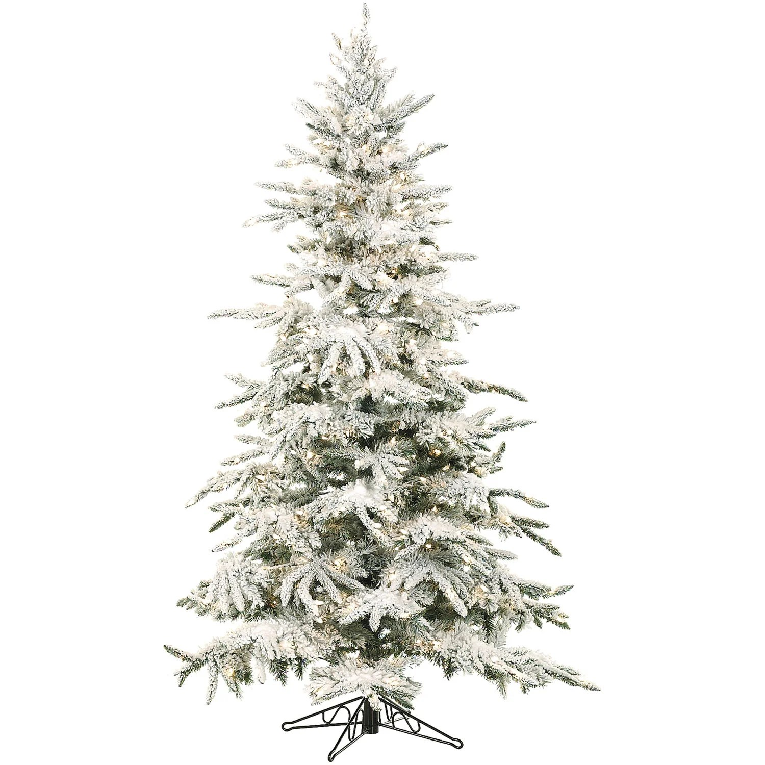 Mountain Pine 75 Green Artificial Christmas Tree With