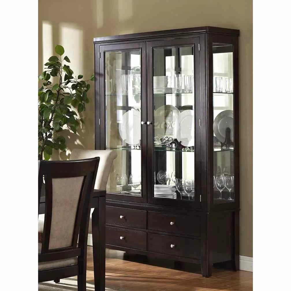 Steve Silver Furniture Wilson China Cabinet Amp Reviews