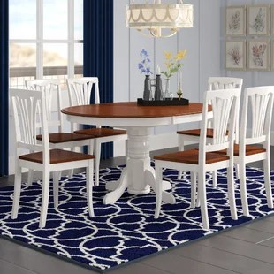 Elegant Dining Room Sets   Wayfair Norris 7 Piece Dining Set
