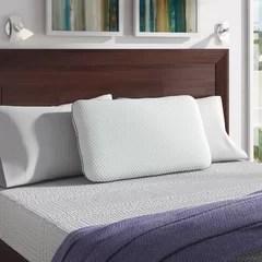 sensor gel pillow wayfair