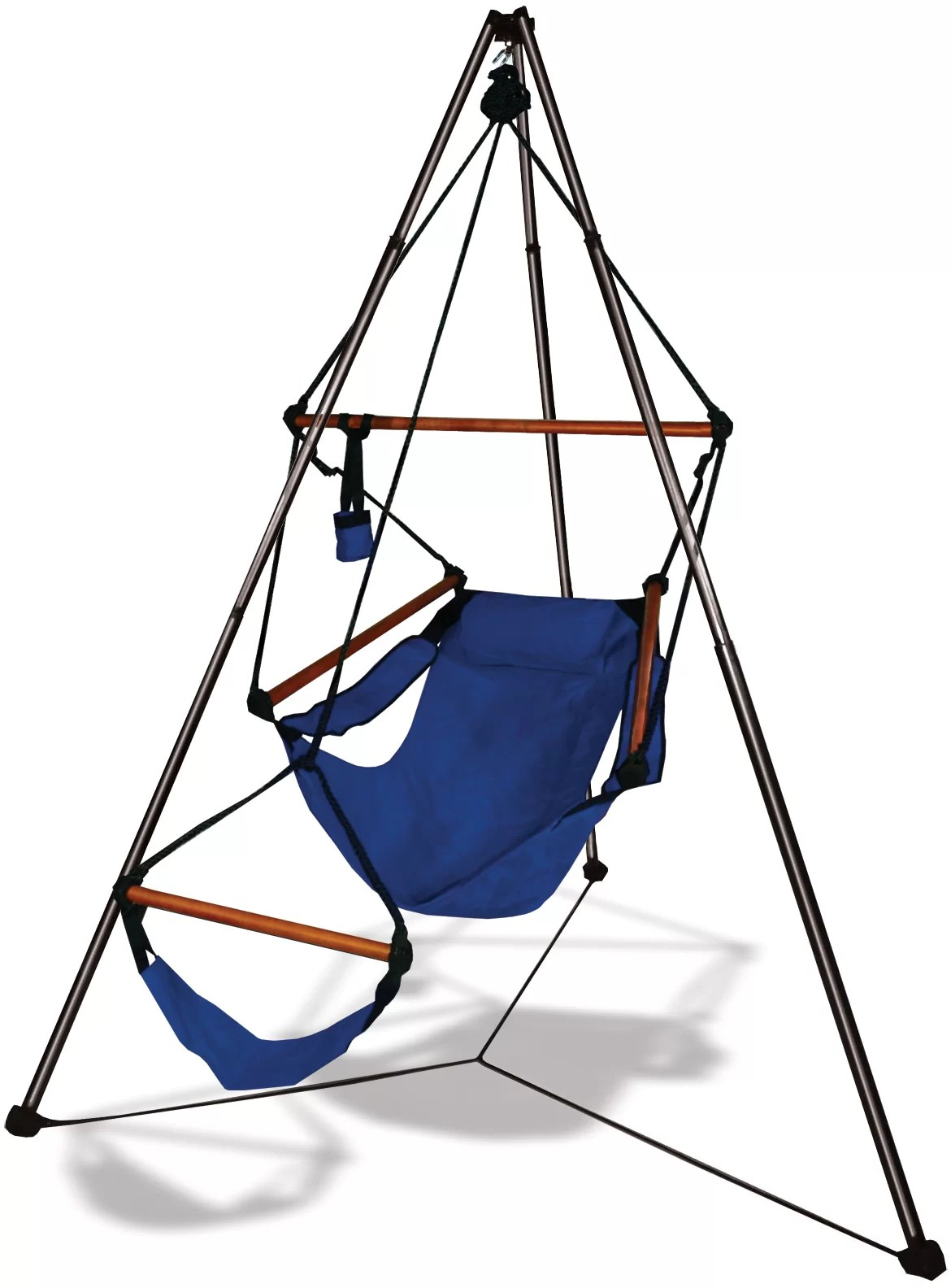 Hammaka Polyester Chair Hammock With Stand Amp Reviews