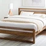 Ellerbe Mid Century Modern Platform Bed