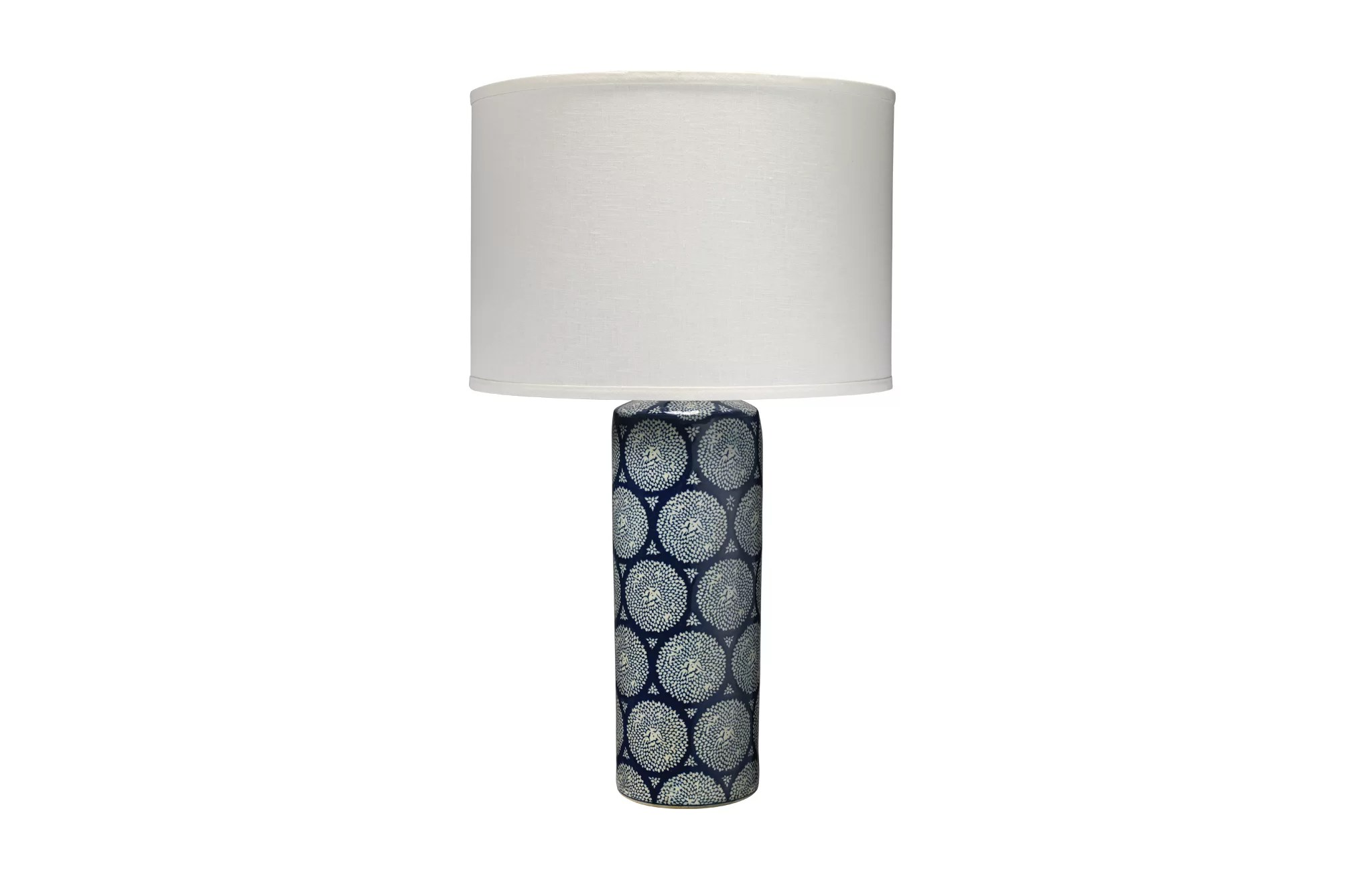 Jamie Young Company 28 5 Blue White Table Lamp Wayfair