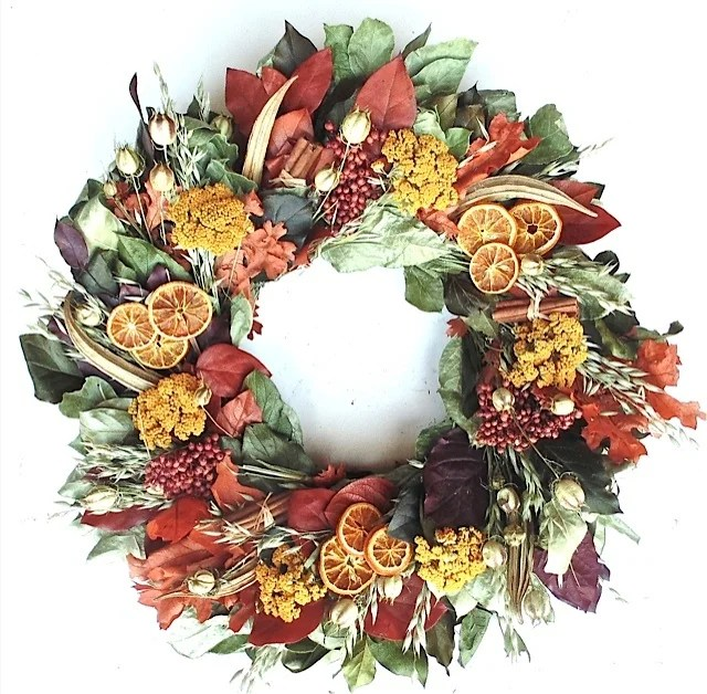 Wreath of Thanksgiving
