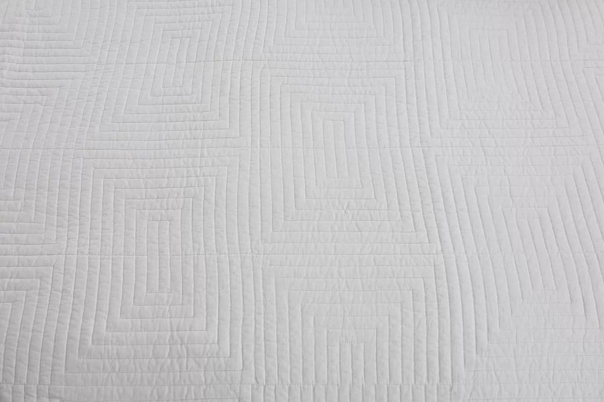 Cozy Line Home Fashion Maze Cotton Quilt Set Amp Reviews