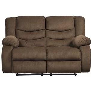 Reclining Loveseats   Sofas You ll Love   Wayfair Save