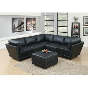 Williford Modular Sectional with Ottoman