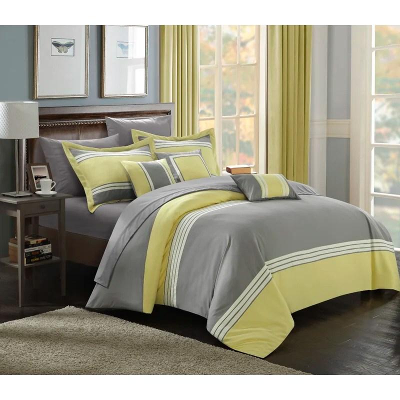 Chic Home Falcon Hotel 10 Piece Comforter Set Amp Reviews