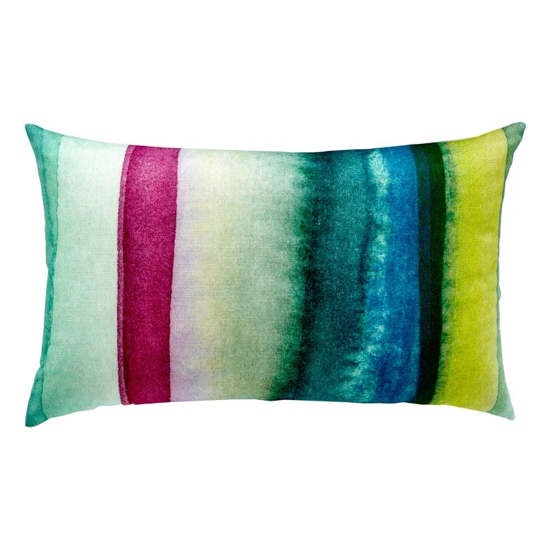 bluebellgray lumbar pillow