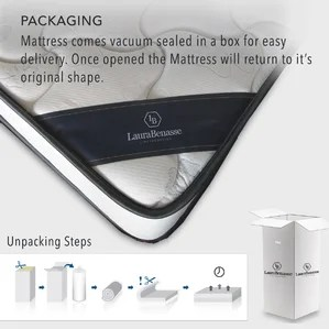 Pocket Spring 8 Firm Innerspring Mattress