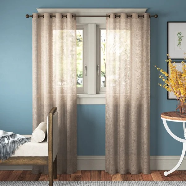 216 inch curtains