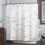 Home Garden Shower Curtains White And Grey Marble Background Shower Curtain Liner Bathroom Waterproof Fabric Magnumcap Com