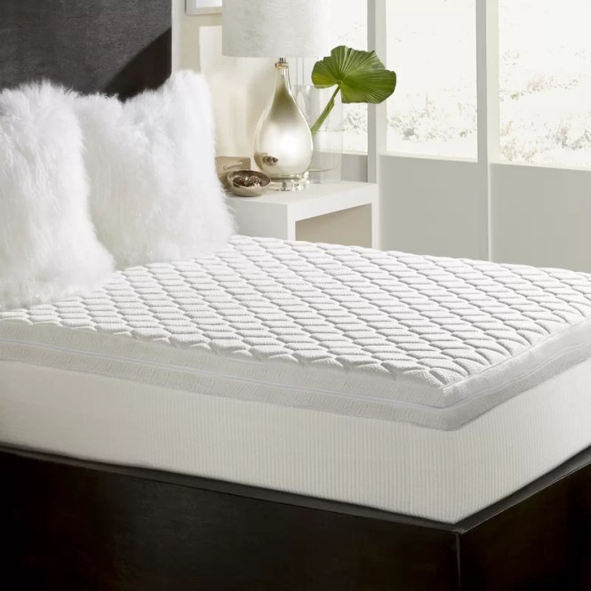 12 Medium Firm Memory Foam Mattress