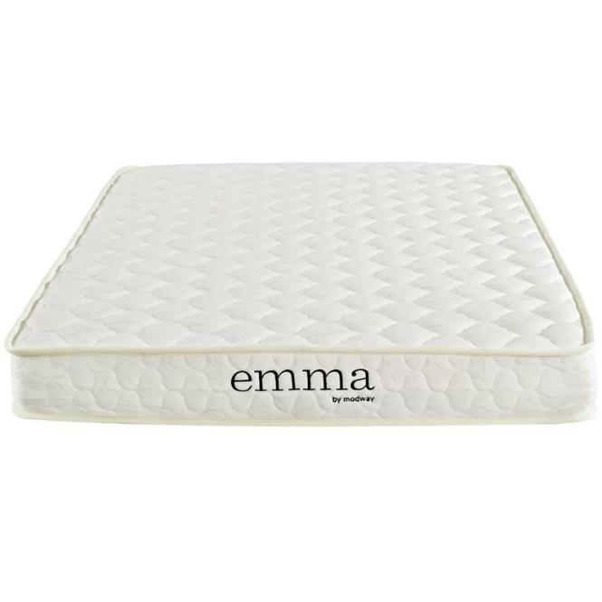 Emma 6 Medium Memory Foam Mattress