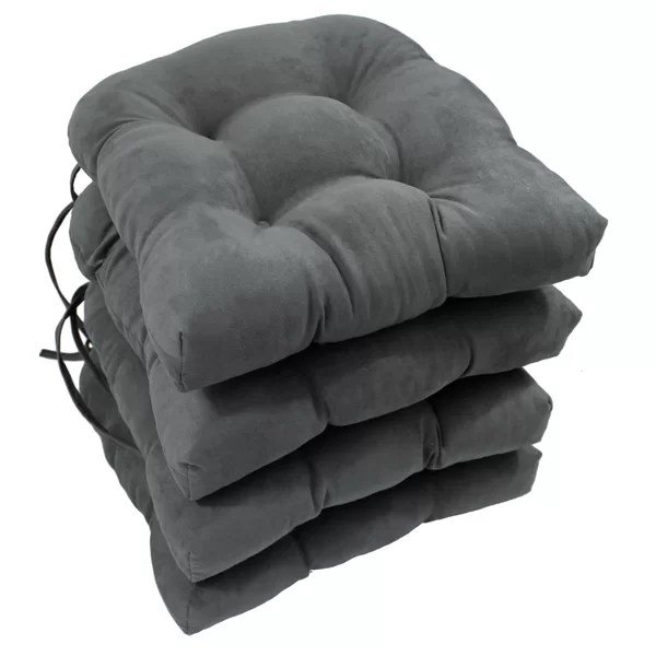 u shaped chair cushions