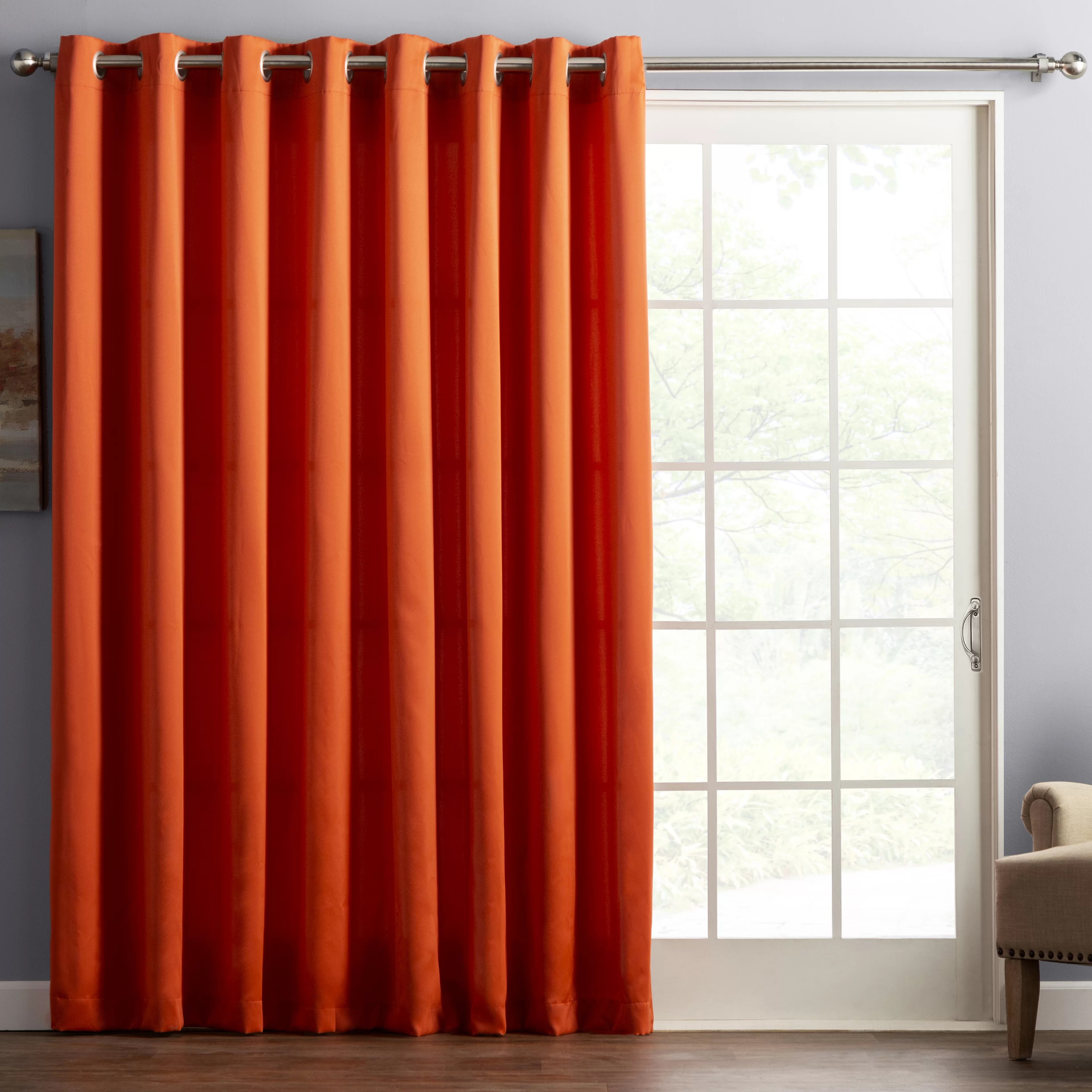 orange curtains drapes you ll love in