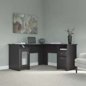 Commercial Office Desks You ll Love   Wayfair Commercial Office Desks