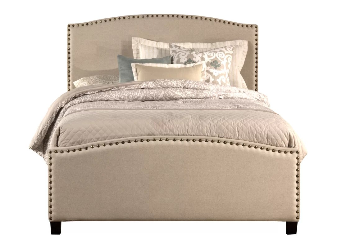 Birch Lane™ Upholstered Panel Bed & Reviews