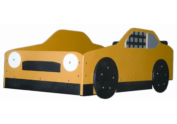 Stock Toddler Car Bed By Just Kids Stuff Cool Custom