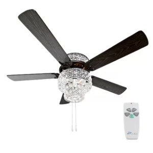 Silver   Pewter Blades Ceiling Fans You ll Love   Wayfair Silver   Pewter Blades Ceiling Fans