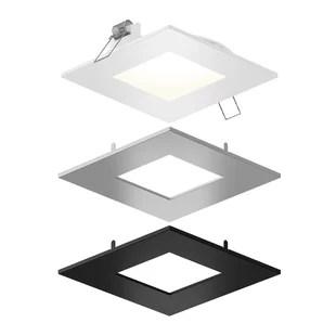 khari selectable ledrecessed lighting kit