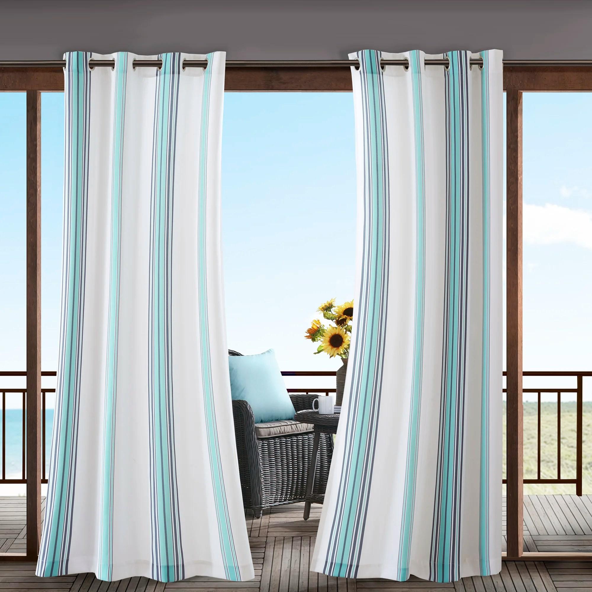 outdoor curtains wayfair
