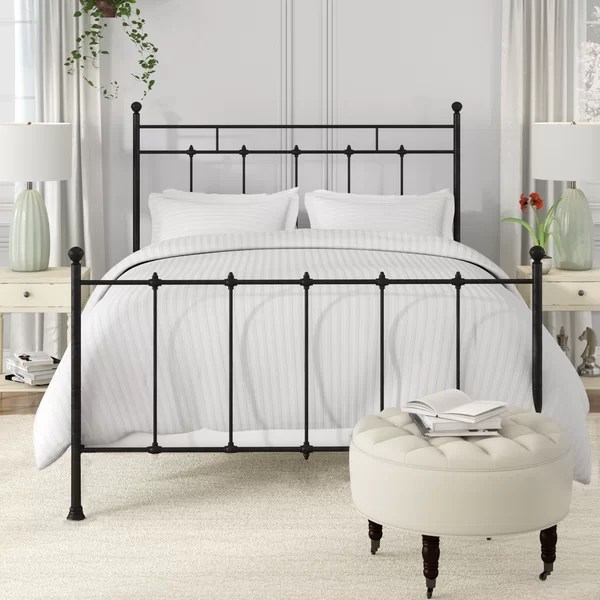 cherry poster bed