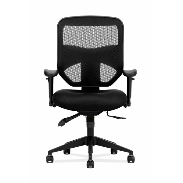 Basyx Series Ergonomic Mesh Task Chair By HON
