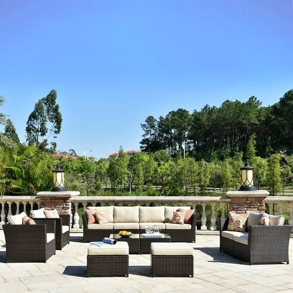 charleston patio furniture