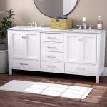 Darby Home Co Bowlin 72 Double Sink Bathroom Vanity Reviews Wayfair