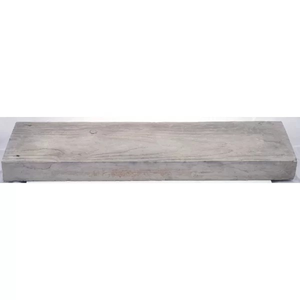 barn plank patio on a pallet paver set of 60